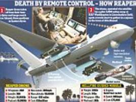 RAF pilots stop ISIS public execution in Iraq and Syria
