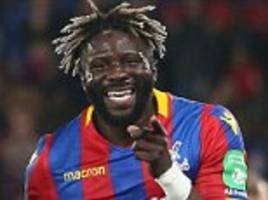 crystal palace 1-0 huddersfield: eagles into fourth round