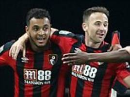 Eddie Howe delighted to see his strikers starting to score