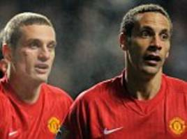 Gary Neville trolls Rio Ferdinand over boxing switch