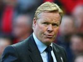 koeman confident everton can bounce back in carabao cup