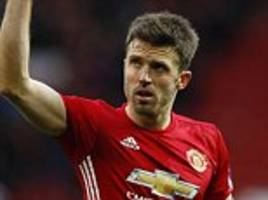 michael carrick can play a big role for manchester united