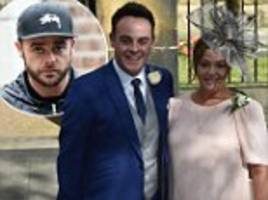 ant mcpartlin's wife lisa armstrong focused on work