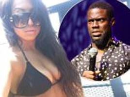 Mystery woman in Kevin Hart video revealed as 'stripper'