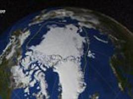Arctic sea ice hit eighth lowest extent on record