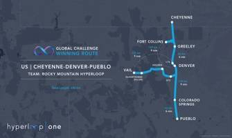 here's where hyperloop one wants to build its futuristic transit system