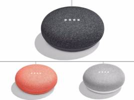 it looks like google is set to reveal a $49 rival to amazon's popular echo dot (goog, googl, amzn)