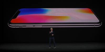 Tim Cook on the $1,000 iPhone X: 'It's a value price, actually' (AAPL)