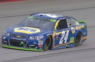 chase elliott penalized after chicagoland violation, crew chief suspended