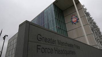 Manchester police still relies on Windows XP