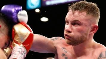Carl Frampton signs 'advisory' deal with MTK Global