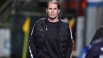 Partick Thistle 1-3 Rangers: Alan Archibald 'disappointed' with officials