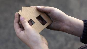 Young spend three times more on housing than grandparents