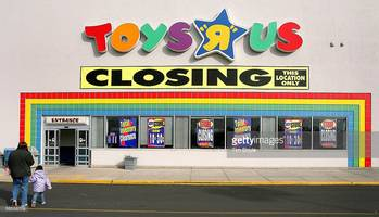 Toys R Us Files Chapter 11: Second Largest US Retail Bankruptcy In History
