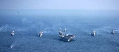 US Is Sending Another Aircraft Carrier To Korea: Yonhap