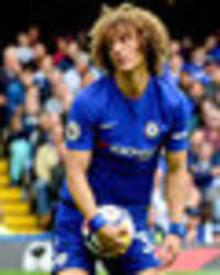 David Luiz ban is a blow, he's been great since returning to Chelsea - Thibaut Courtois