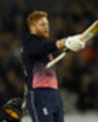 England v West Indies: Jonny Bairstow's century leads to Windies thrashing