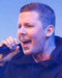 road rage: professor green seething after his car is vandalised