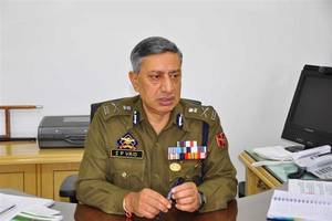 security forces working in perfect synergy to tackle terrorism in j&k: dgp