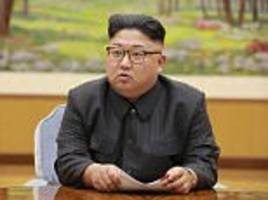 north korea warns us 'will meet horrible nuclear strike'
