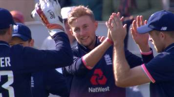 england v west indies: chris gayle out after brilliant joe root catch