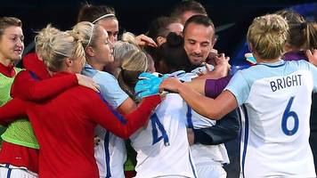 highlights: england thrash russia 6-0 in world cup qualifying opener