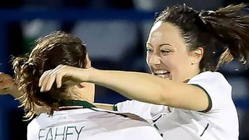 republic's women beat northern ireland in world cup qualifier