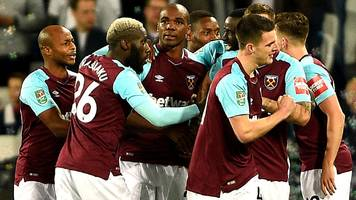 Arnautovic inspires West Ham to win over Bolton