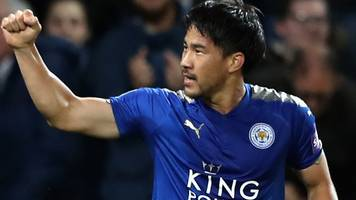 liverpool exit carabao cup at leicester