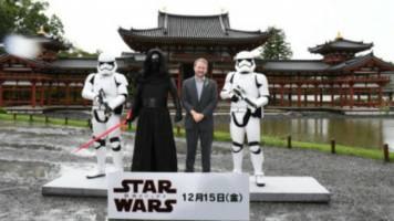 Star Wars Director Rian Johnson Heads To Japan To Pray For The Success of His Upcoming Film