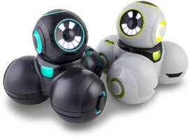 cue the cleverbot is a coding robot for older kids
