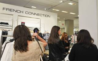 french connection begins to close losses in push towards profitability