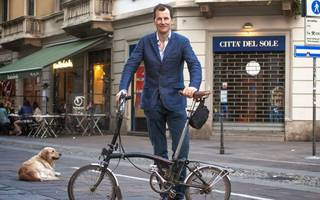 Podcast: Brompton boss Will Butler-Adams - the man revolutionising cycling