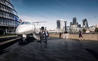 private jet firm victor closes $20m funding round led by bp investment arm