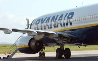 The updated list of Ryanair cancellations to and from UK airports this week