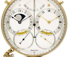 this watch just sold for a record-breaking amount at sotheby's
