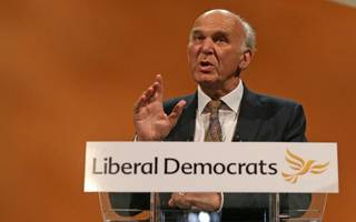 UK business recoils at Vince Cable's suggestion of a second EU referendum