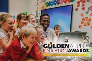 Golden Apple awards 2017: Nominate your education hero in any of these categories