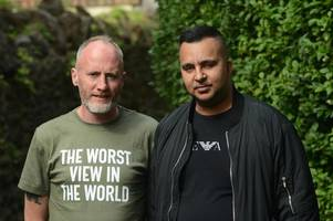 banksy fan 'strip-searched, threatened and sent home from israel' attempting to visit walled off hotel