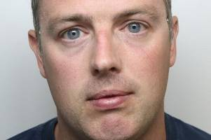 face of predatory paedophile who travelled to leicestershire to rape 11-year-old girl