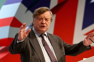 Ken Clarke says Boris Johnson would have been sacked in 'normal circumstances'