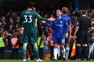 'it is a big game, and one you look forward to' – paul taylor on nottingham forest's game at chelsea