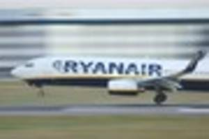 ryanair reveals it is axing 706 stansted airport flights over...