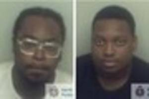 A London drug dealing duo have been jailed after targeting people...