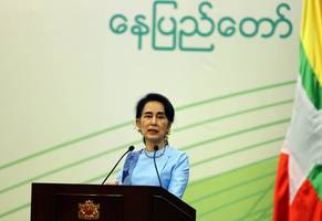 Aung San Suu Kyi breaks silence over Myanmar's Rohingya crisis: 'We too are concerned'