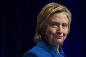 """hillary clinton says kenya's annulled election was a """"project"""" of controversial us data firm"""