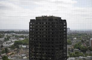 police say grenfell tower fire death toll may be lower than previously estimated