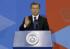 South Korean President Urges Int'l Efforts To Implement Sanctions Against North Korea