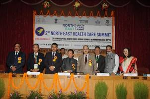 """the 2nd north east healthcare summit"" stresses on collaboratively strengthening health systems amongst all north-eastern states to achieve the sustainable development goals"