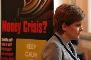Critics accuse Nicola Sturgeon of shortchanging hospitals as report shows effect of SNP spending